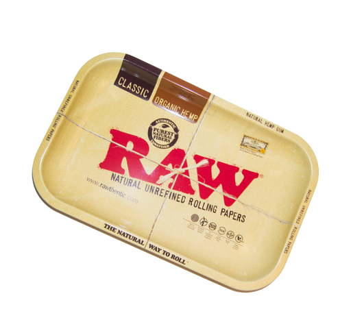 "RAW Metal Rolling Tray ""small"""