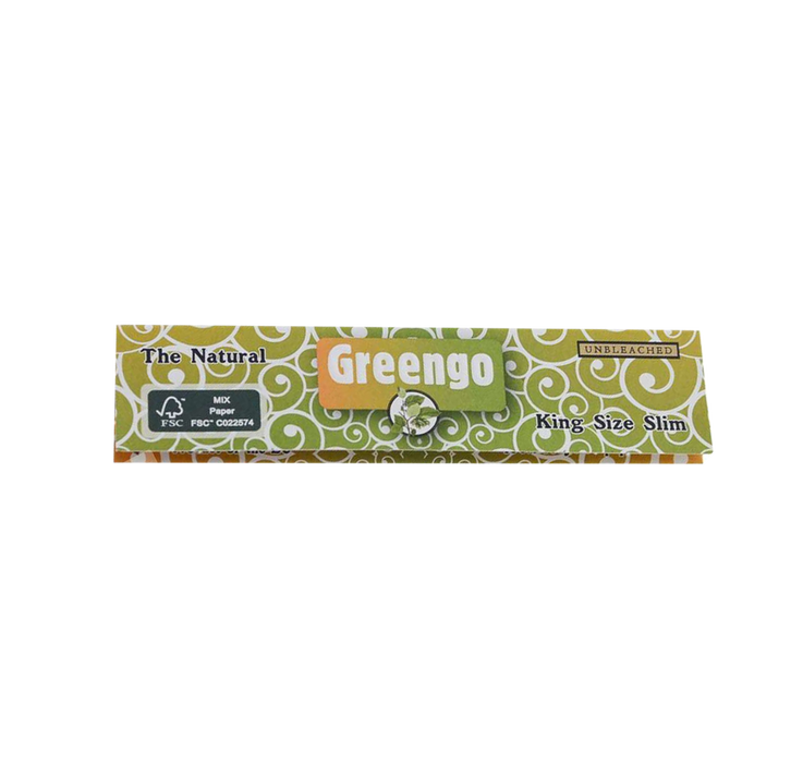GreenGo King Size Slim Paper