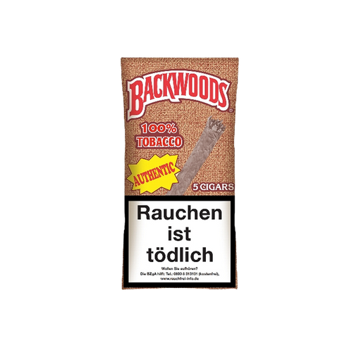 Backwoods® Authentic Cigars (5er Pack)