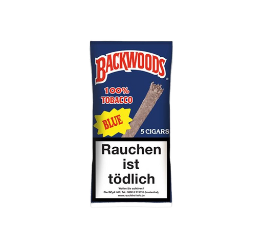 Backwoods® Blue (5er Pack)