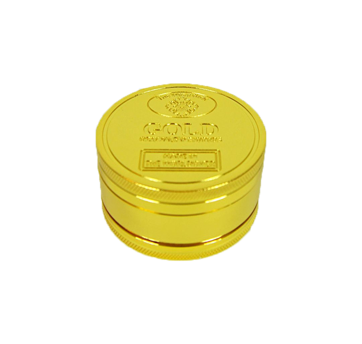 Grinder - Gold Barren Mini (3,9 x 2,3cm)