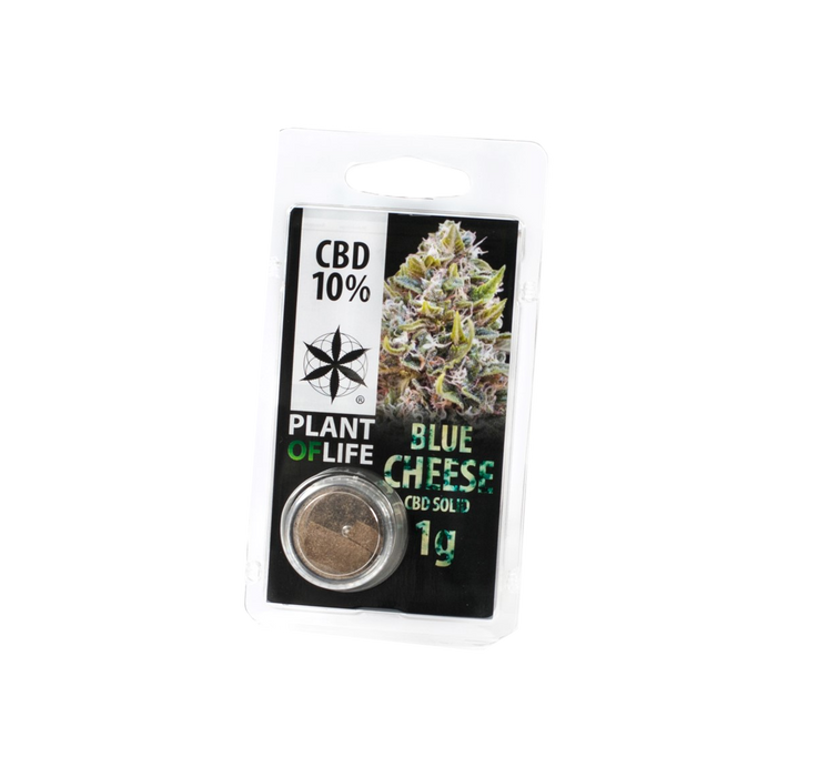 CBD Solid Hash - 10% Blue Cheese