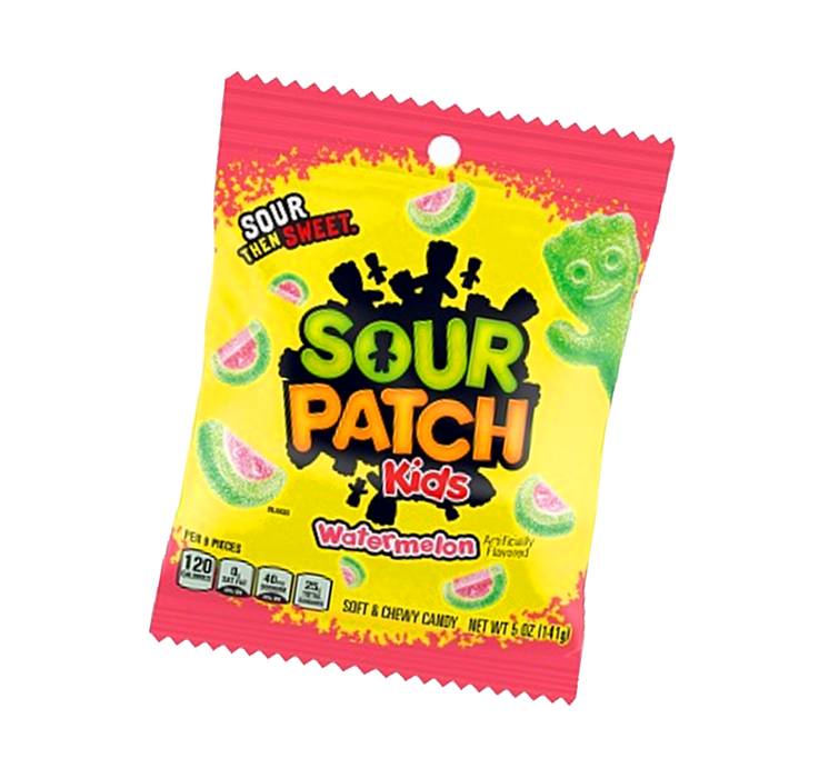Sour Patch Kids-Watermelon 141g