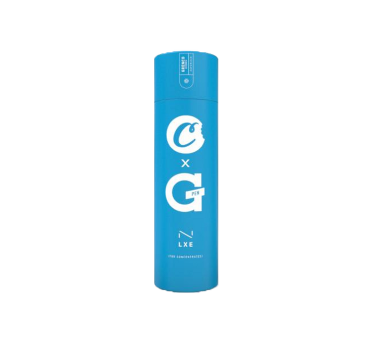 G Pen Nova LXE (Wax) Vaporizer - Cookies Edition