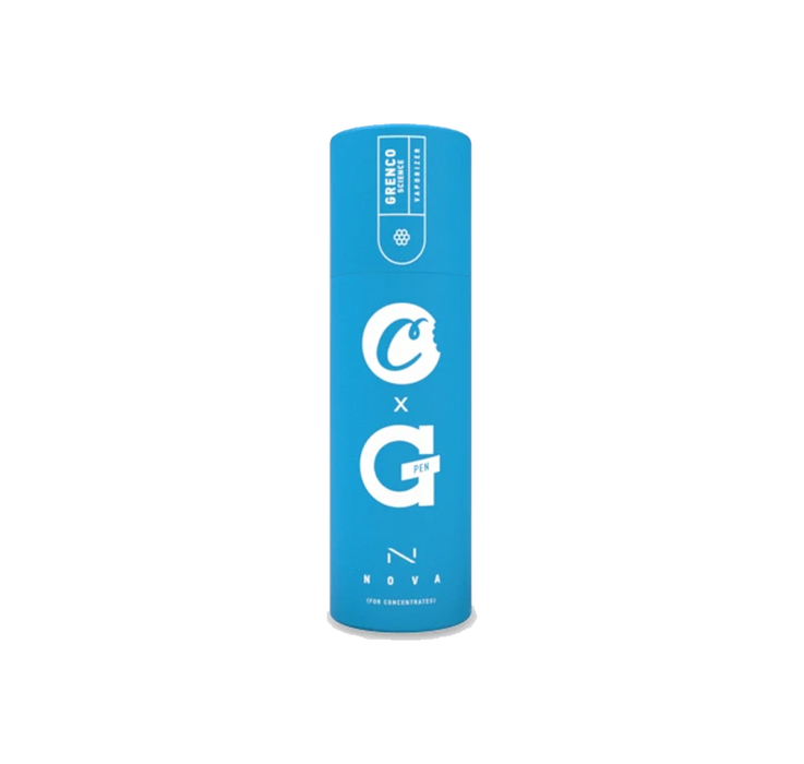 G Pen Nova (Wax) Vaporizer - Cookies Edition