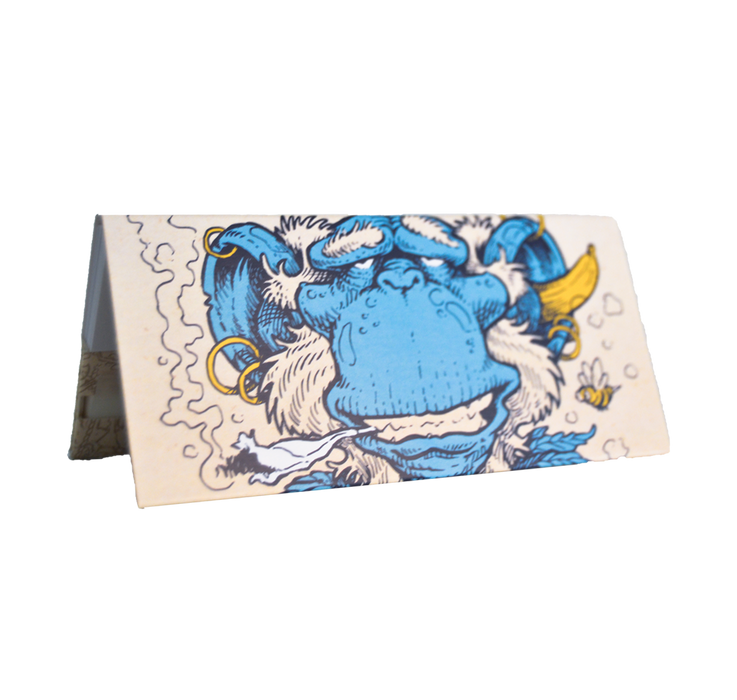 Blue Monkey - King Size Papers