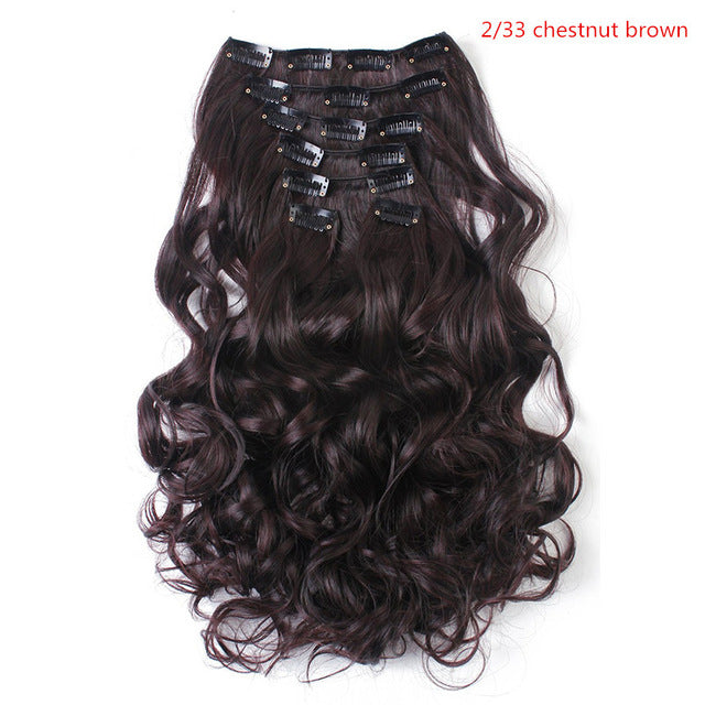 Synthetic Hair Extension Royal Access Shop