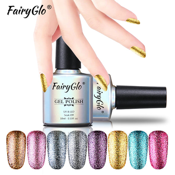 FairyGlo Neon Color Nail Polish 10ML