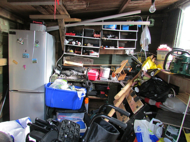 De-Clutter Before Your House Move