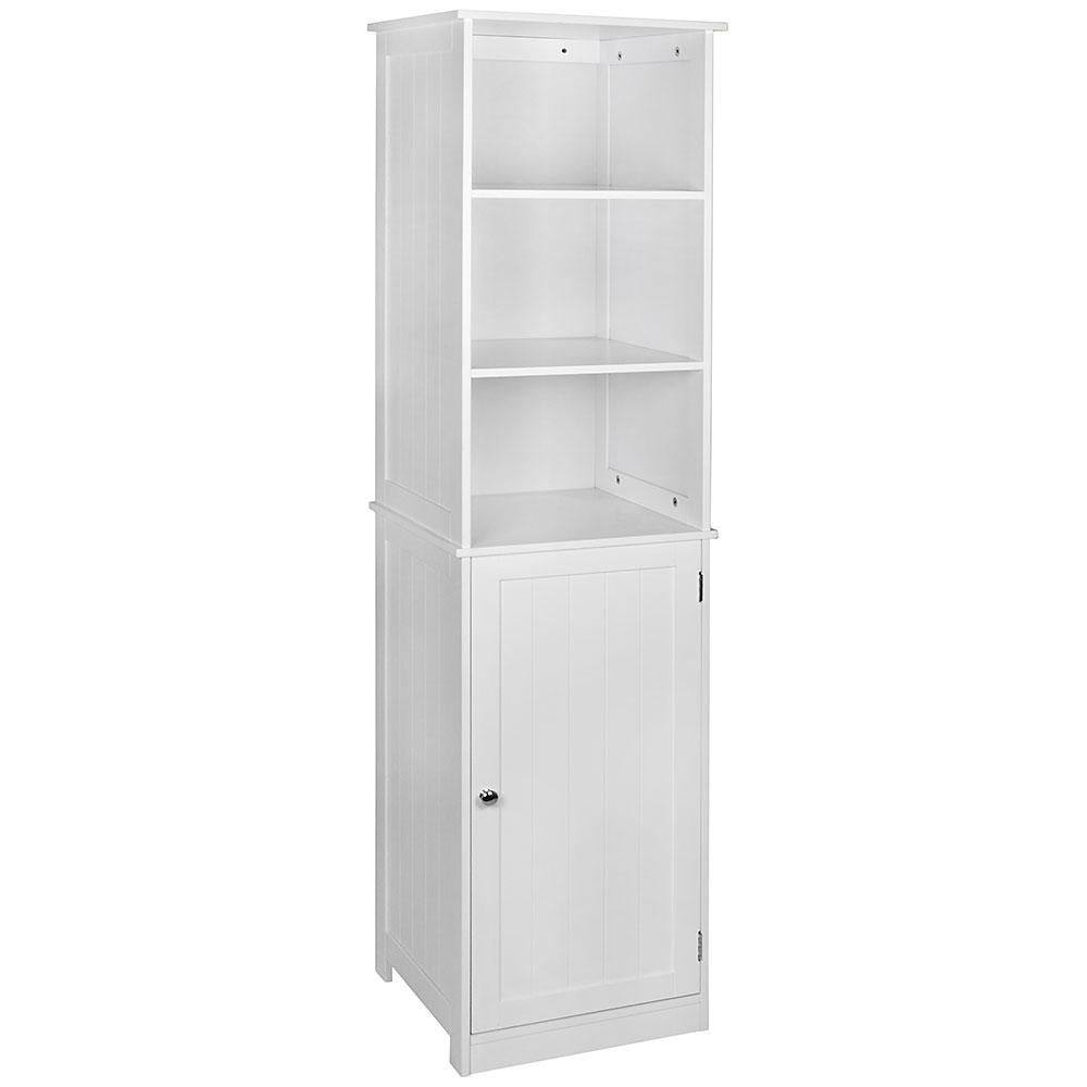 Priano Tall Single Door Cabinet