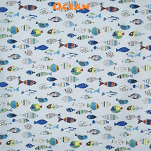 Prestigious Textiles Gone Fishing Roman Blinds
