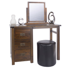 boston dressing table with vanity mirror