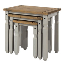grey nest of tables