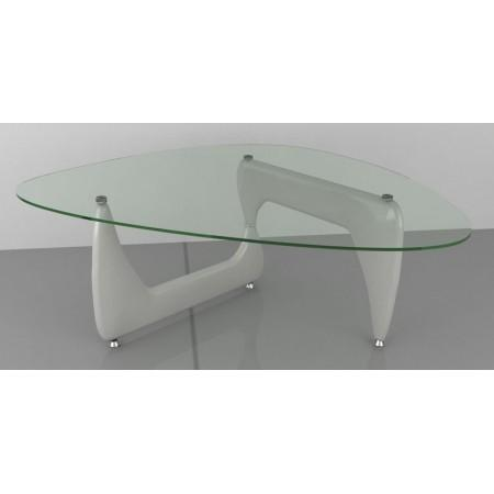 Designer Coffee Table (Red or White)