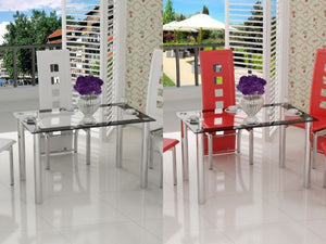 Four Seat Contemporary Dining Sets
