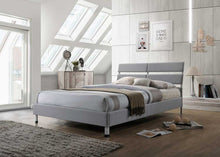 Fabric Single and Double Beds