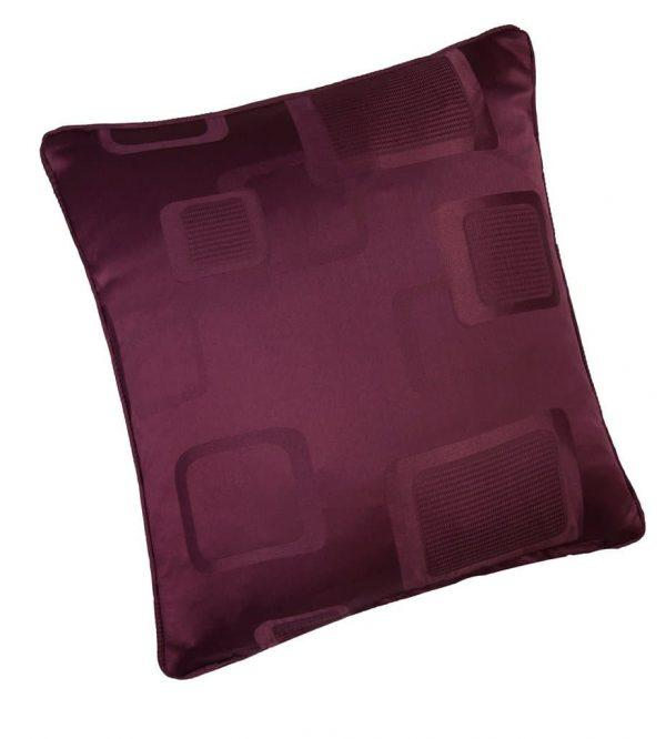 lombardy mulberry cushion