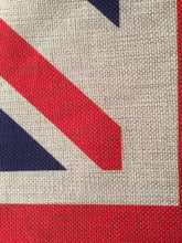Vintage Union Jack Cushion Covers