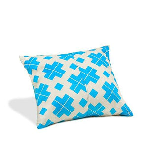 Water Resistant Cushion Blue Cross