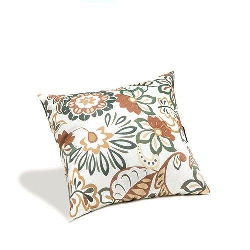 Water Resistant Cushion Floral Pattern