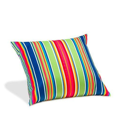 Water Resistant Cushion Multi Stripe