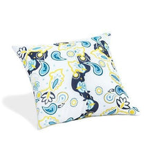 Water Resistant Cushion Paisley Pattern
