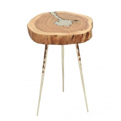 Calley Wood Side Table