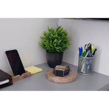 Apple iPhone ' Stand / Dock - Walnut