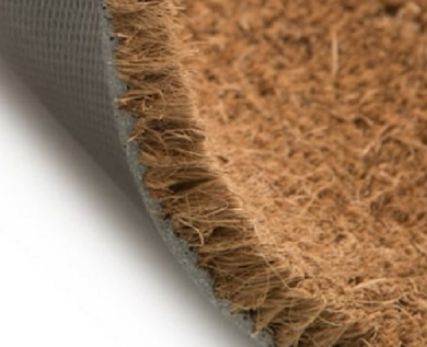 coir mat backing pvc rubber