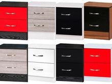 Marina Bedside Units ( Various Colours )