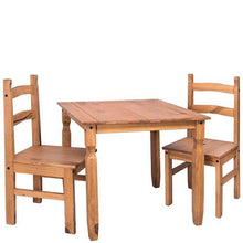corona dining set two seats