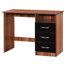 marina dressing table walnut