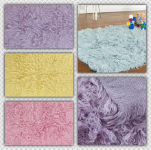 Flokati Rug four colours and sizes