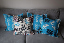 Set Of Four Cushion Covers