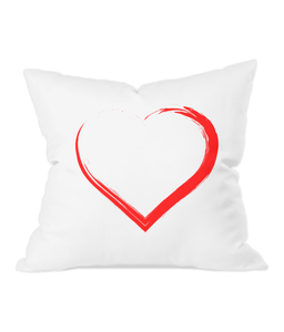 Cushion Simple Heart