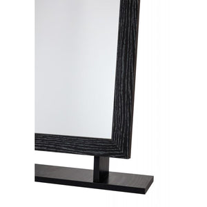 Marina Free Standing Mirror In Black Or White
