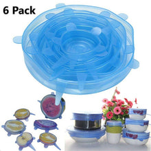 Stretch & Seal Lids (6 Pieces), direct bargains, uk