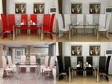 six seat dining sets