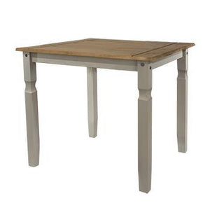 small wooden dining table