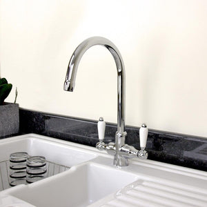 Colonial Style Mixer Tap