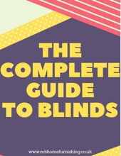 the complete guide to blinds