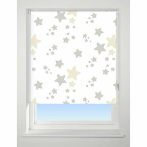 Universal Patterned Roller Blind Twinkle Twinkle neutral