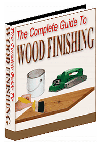 wood finishing ebook