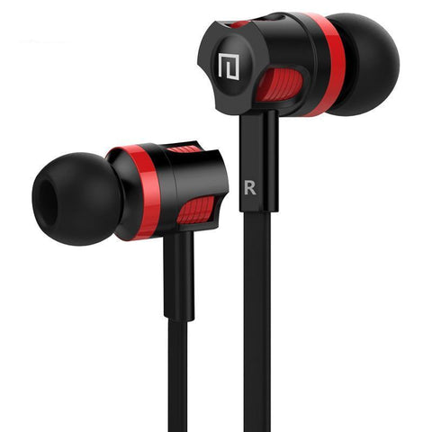 Noise Isolating Earbuds with Mic