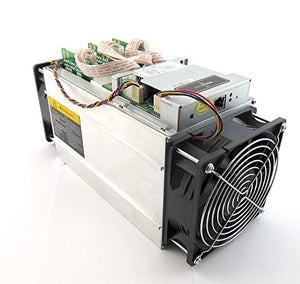 Antminer S7 ~4.73TH/s With 2 Fans @ .25W/GH 28nm ASIC Bitcoin Miner