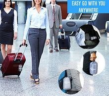 best new travel gift inflatable travel pillow with neck support