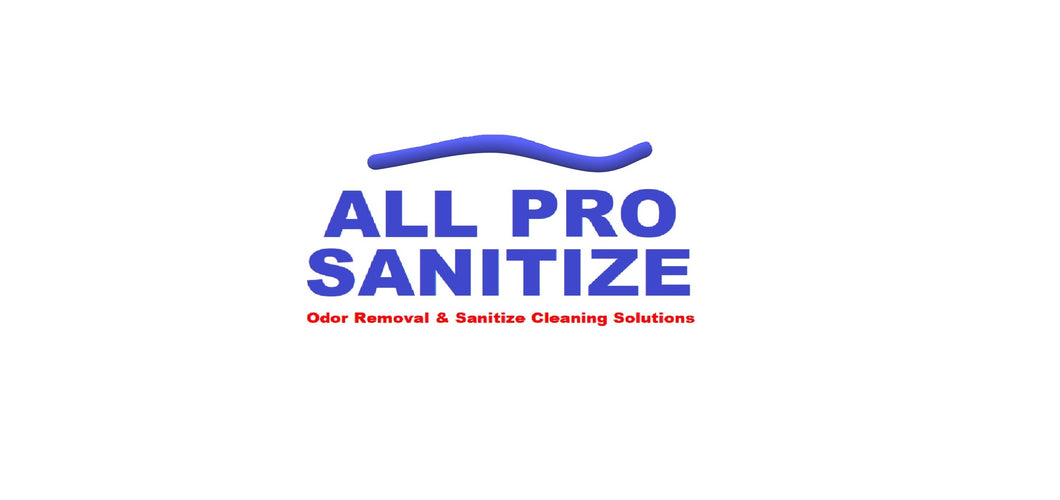 All Pro Sanitize - Odor Removal Home (700+ sq ft)