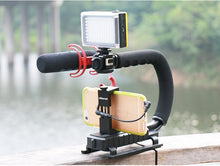 smartphone gimbal iphone rig video stabilizer stedicam steadycam