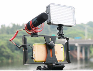 Smartphone Video Rig Stabilizer Case