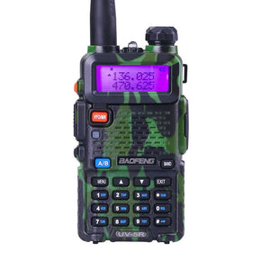 Two Way Radio with charging station